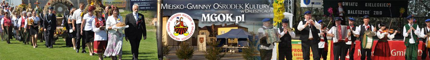 MGOK Daleszyce Miejsko-Gminny Ośrodek Kultury