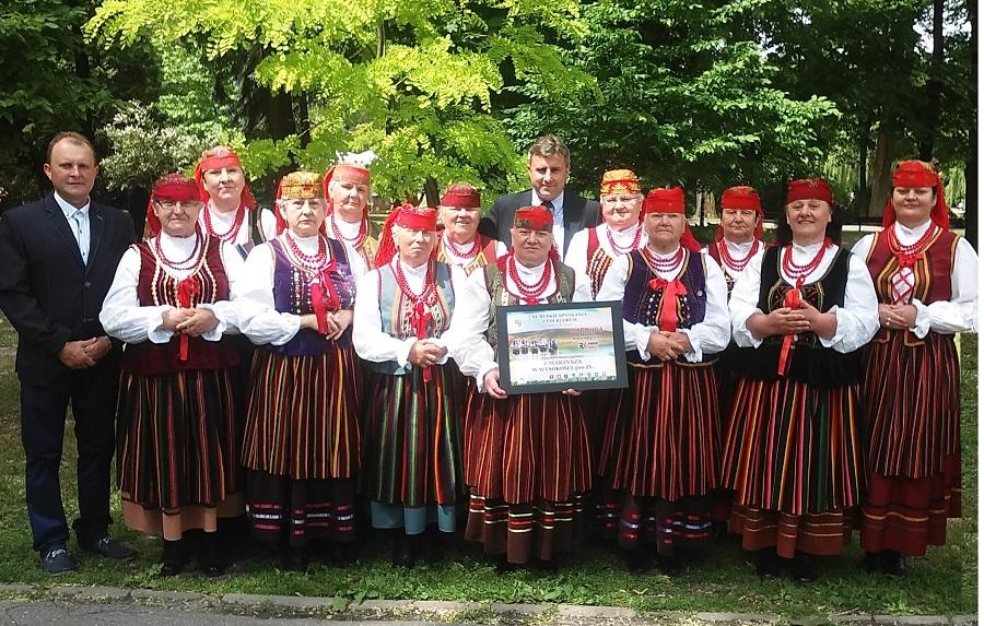 Zespół Pieśni Ludowej z Marzysza