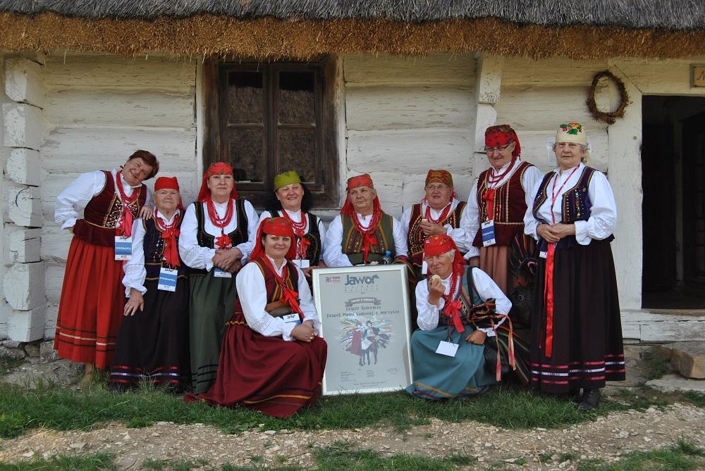 """Zespół Pieśni Ludowej laureatem """"Jawora – u źródeł kultury"""""""