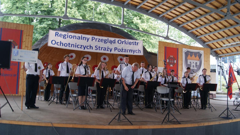 XXV Regionalny Przegląd Orkiestr OSP