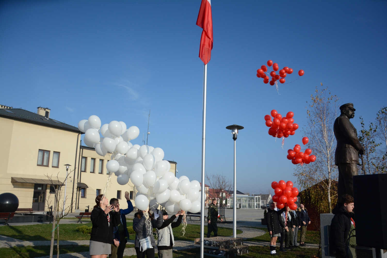 W Daleszycach obchodziliśmy 100 rocznicę Święta Niepodległości